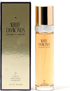 ELIZABETH TAYLOR WHITE DIAMONDS EDT SPRAY 3.3 OZ FRGLDY