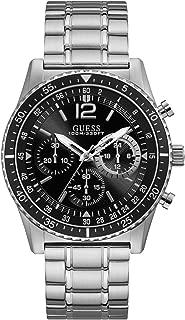 Guess Men's Launch - Black - Quartz Watch
