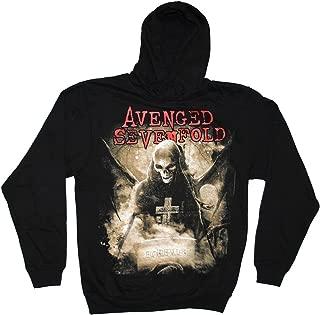 Bravado Avenged Sevenfold Men's Forever Pullover Hoodie Black L