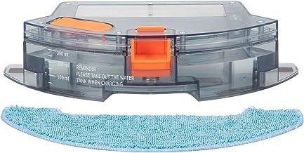 Bagotte Zamienny zbiornik na wodę do robota 300 ml z 2 szt. ubraniami mopa tylko do BG800