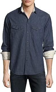 rag & bone Men's Beck Denim Shirt