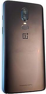 OnePlus 6 (Dual SIM) 128 GB Android 8.1 Oreo/Oxygen UK, wersja bez karty SIM, kolor czarny