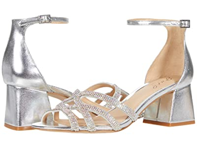 Jewel Badgley Mischka Fidelia (Silver) Women
