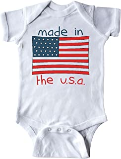 inktastic Made in The U.S.A. Infant Creeper