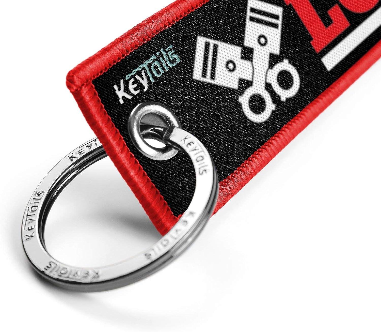 UTV Car Scooter Lovin It KEYTAILS Keychains ATV Premium Quality Key Tag for Motorcycle