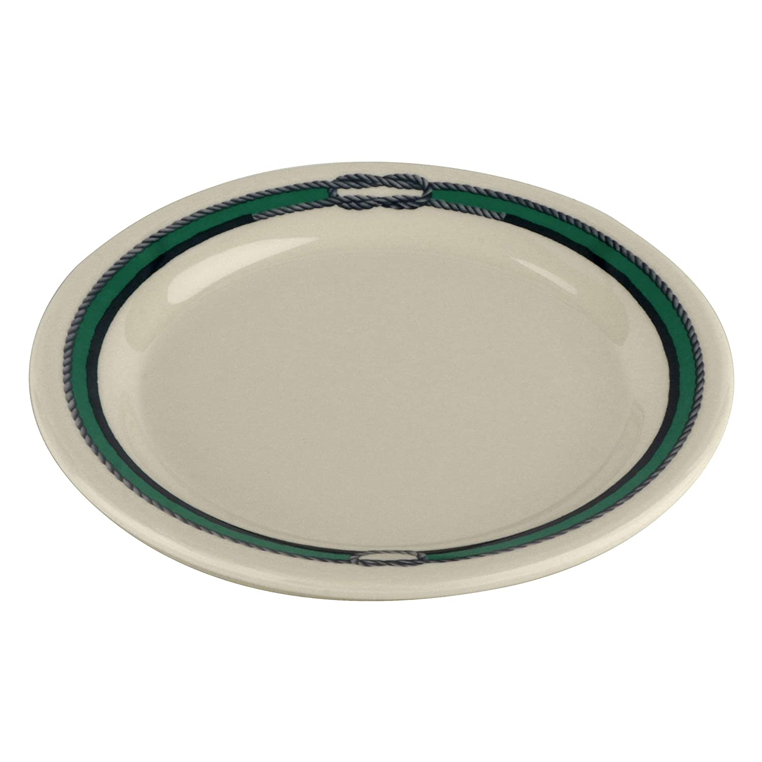 Commercial-Grade Bread and Popular standard Butter Daily bargain sale Plate Ironstone 6.25