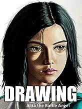 Clip: Drawing Alita the Battle Angel