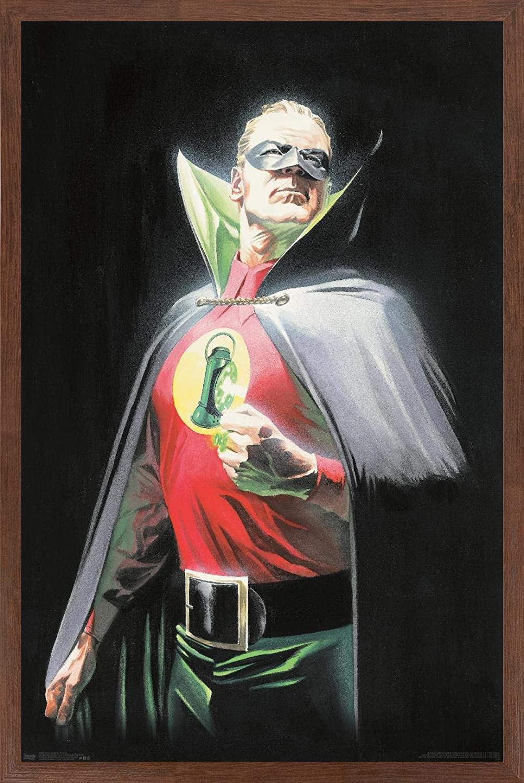 Trends International Soldering DC Comics - The Wa Green Lantern Portrait Baltimore Mall