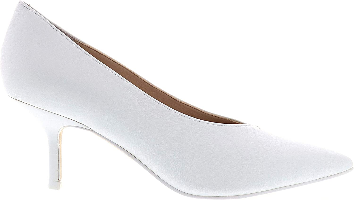 Marc Fisher Limited Women's Dallon Dress shoes in White, 8.5 US