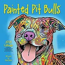 Painted Pit Bulls 2018 Calendar