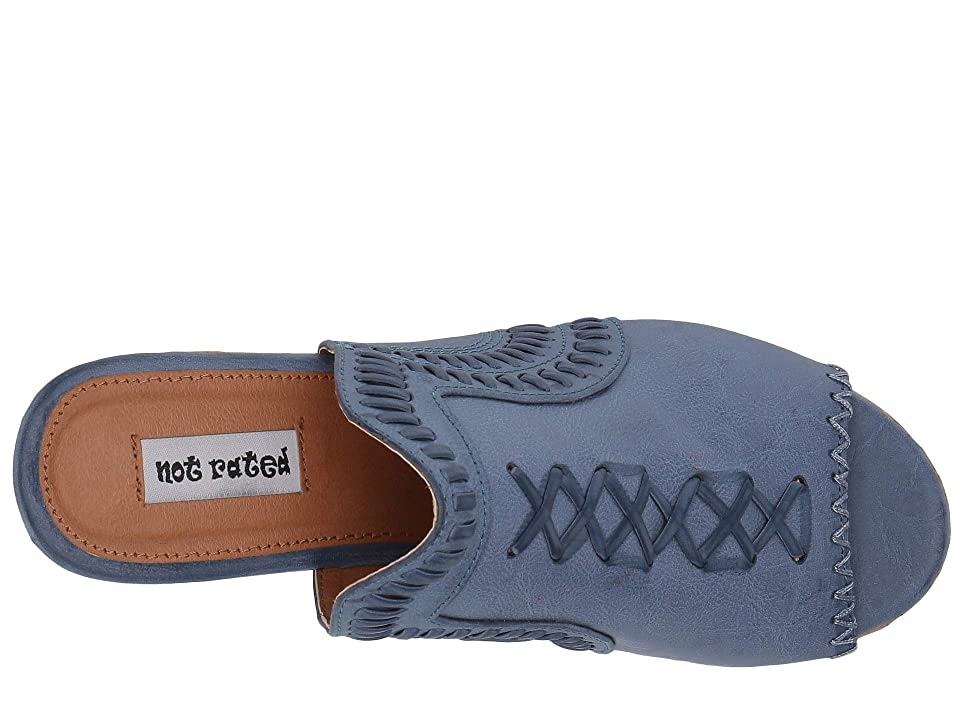 Not Rated Francie (Blue) Women's Shoes