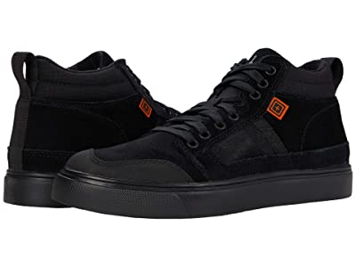 5.11 Tactical Norris Sneaker (Black) Men