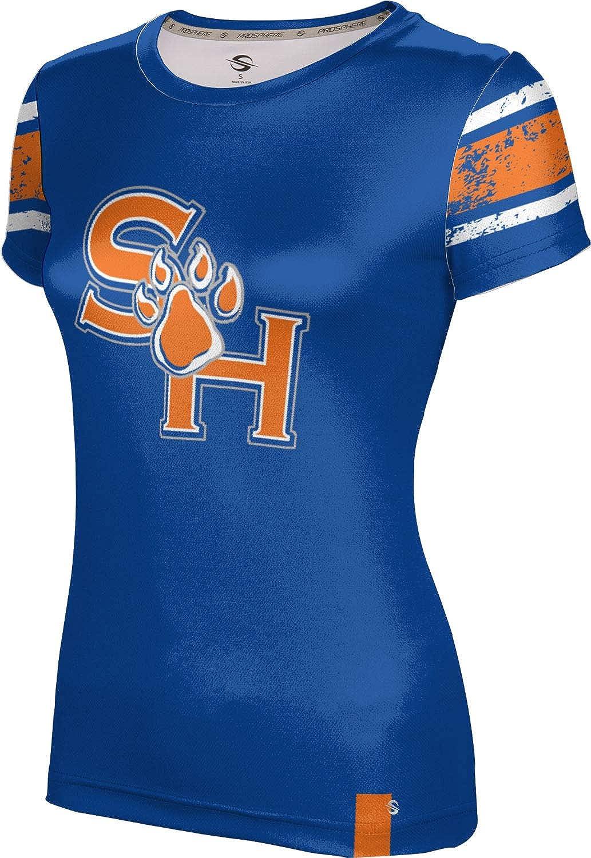 ProSphere Sam Houston State University Girls' Performance T-Shirt (End Zone)