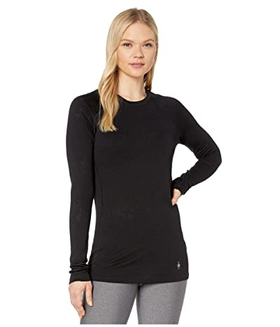 Smartwool Merino 150 Lace Base Layer Long Sleeve (Black) Women