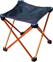 WANGFENG Outdoor Portable Chair Camping Picnic Folding Chair Cloth Foldable Chair Durable Accessories folding chairs (Colo...