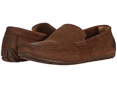 Born Allan (Brown Perf Nubuck) Men