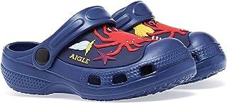 Aigle Taden Kids Slip On Trainers