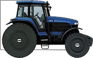 Farm Tractor (Wheelie Books)