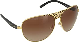 Sunglasses MK 1006 105713 Black Gold Leopard/Black 62MM