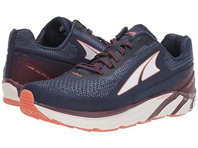 Altra Footwear Torin 4 Plush (Navy/Plum) Women