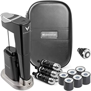 Coravin 112168 Limited Edition II Bundle Wine Preservation System, One Size, Starry Night