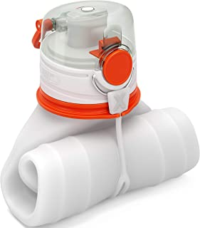 reusable collapsible water bottle