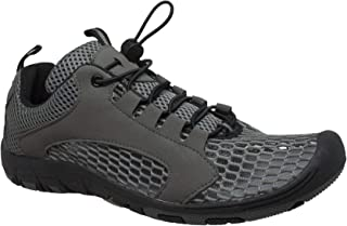 RocSoc: Water Shoes for Men, Aqua Shoes & Beach Shoes for Kayaking, Swimming, Surfing & Snorkeling, Must Have Scuba Gear for Water Sports
