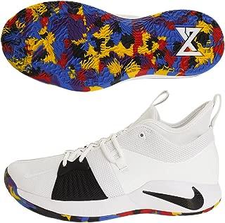 Nike Men's PG 2 TS EP, White/Multi-Color