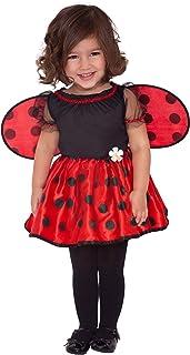 Amscan International - Disfraz de mariquita para niña , color/modelo surtido