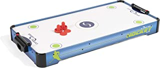 Sport Squad HX40 40 inch Table Top Air Hockey Table for Kids and Adults – Electric Motor Fan