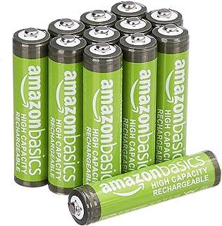 Amazonbasics AAA-Batterijen, 850 mAh