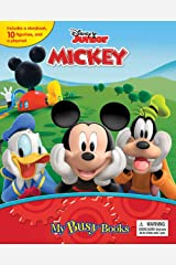 Disney Junior Mickey Mouse Clubhouse My Busy Book Hardcover