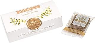 MILKFUL Lactation Bars for Breastfeeding, Maple Walnut, Pack of 6