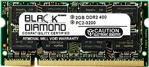 2GB Memory for Asus eee PC 1005ha 1005hab PC2-3200 DDR2 Upgrade (RAM)
