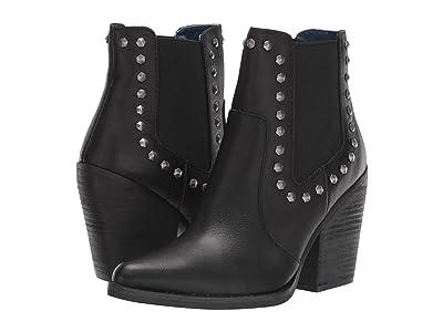 Dingo Stay Sassy (Black Leather) Women