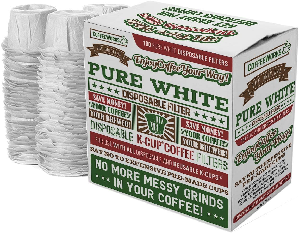 Disposable White Paper Ranking Dedication TOP10 Coffee Filters Replacement Filt Premium -