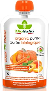 Bioitalia Organic Liquid Carrot Juice, 120g