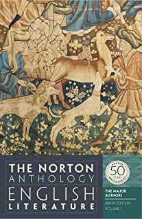 The Norton Anthology of English Literature, The Major Authors (Ninth Edition)  (Vol. 1)