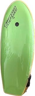"""Turbo Surf Designs(ターボサーフデザイン) サーフボード キッズソフトボード37"""" ライム 4573201537232 37インチ 94㎝"""