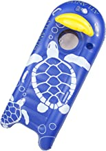 SEA WINDOW Atlantis Snorkeling Raft with Video Mount and Cupholder