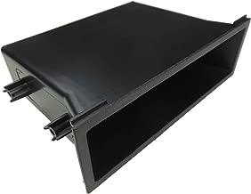 DKMUS for Nissan Universal Radio Pocket Cd Storage Single Din Install Mounting Dash Trim Kit