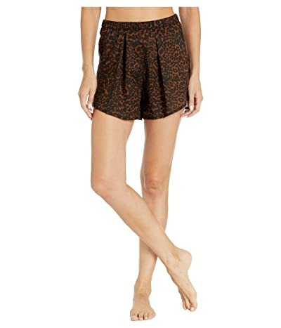 Maison Du Soir Firenze Shorts (Cheetah) Women