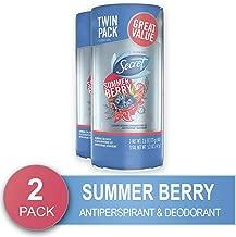 Best gel deodorant secret Reviews