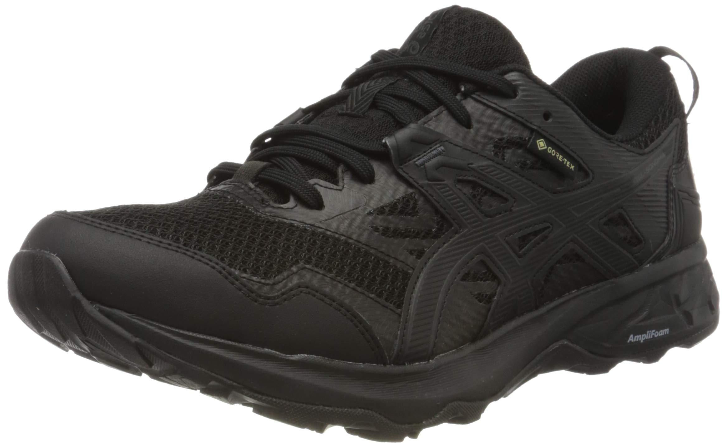 Asics Womens 1012A567-001_36 Trail Running Shoe - Black - 37.5 EU