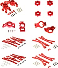 Atomik RC Traxxas X-Maxx Ultimate Alloy Upgrade Kit Red