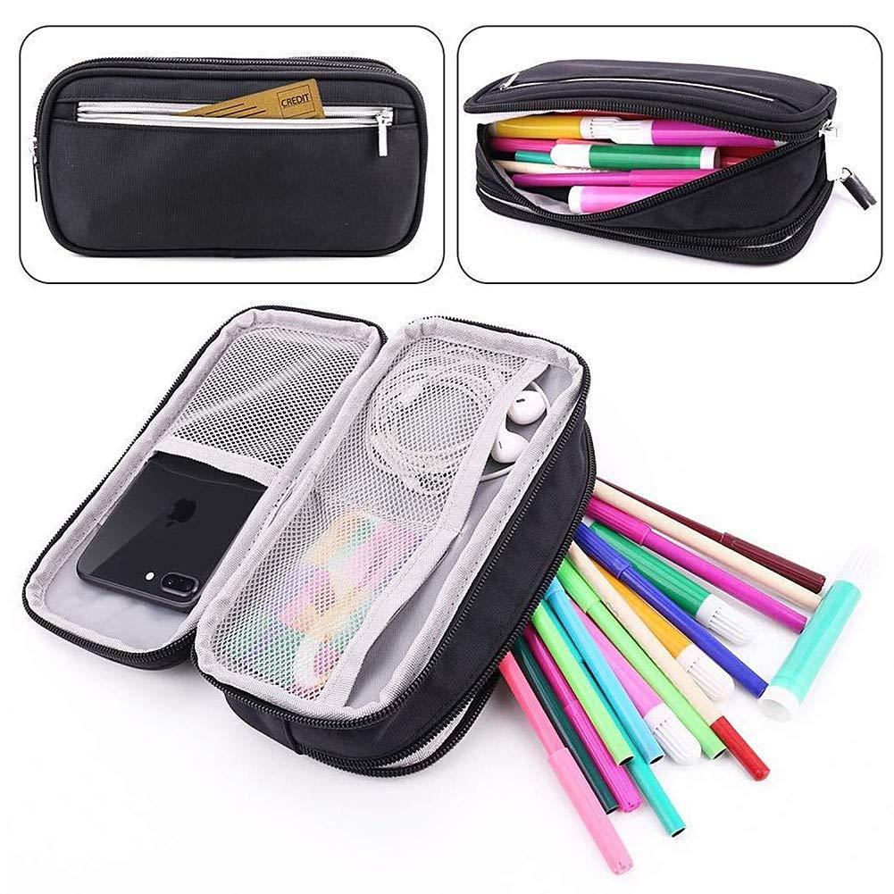 wersdf Estuches Escolar pequeño Estuche pequeño Teenage Girls Pencil Case Cute Pencil Case Pencil Cases for Teenage Girls Cute Pusheen Pencil Case: Amazon.es: Hogar
