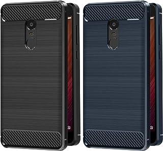 055ca0d97a7 iVoler [2 Unidades] Funda para Xiaomi Redmi Note 4 / Xiaomi Redmi Note 4X