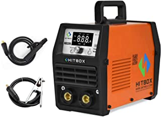 HITBOX ARC TIG 2 in 1 Combo Stick Welder HB2200 ARC 200 Amp 85% Duty Cycle Newly Updated..
