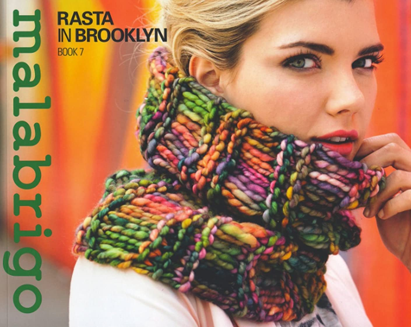 Malabrigo Book 7 Rasta in Brooklyn by Malabrigo Yarn (2014-05-04)