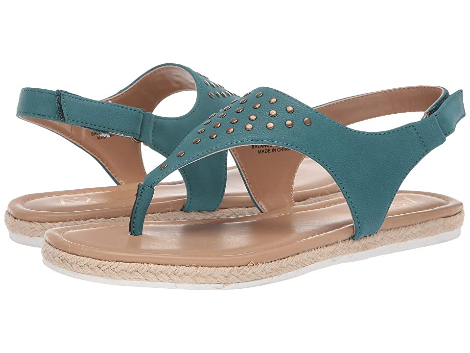 A2 by Aerosoles Bass Drop (Turquoise Procida) Women